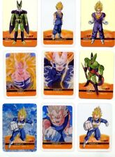 Lamincards Dragon Ball Z e GT