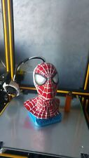 Spiderman busto stampa 3d