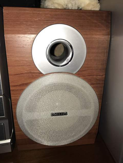 Philips Micro Hi-Fi System MCM190 MP3 stereo 2