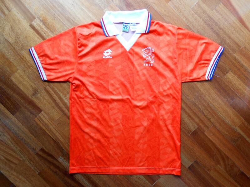 Maglia Olanda Originale 1992 Europei -...