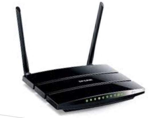 Access Point TP-LINK N600 Modem Router