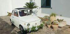 Noleggio Fiat 500 d'epoca per matrimoni e cerimonie