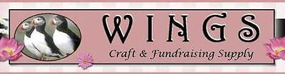 WINGS Craft N Fundrasising Supply