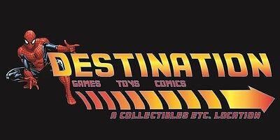 The Destination Comics