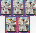 Topps Lot Cleveland Indians Baseball Cards