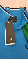 N 4 polo marca Fred Perry Tg M nuove