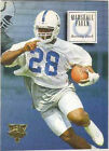 Rookie Marshall Faulk Original Football Trading Cards