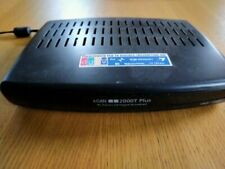 Decoder tv digitale terrestre I-Can, 2 prese scart