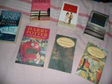 Libri narrativa inglese sparks, king, harry potter...