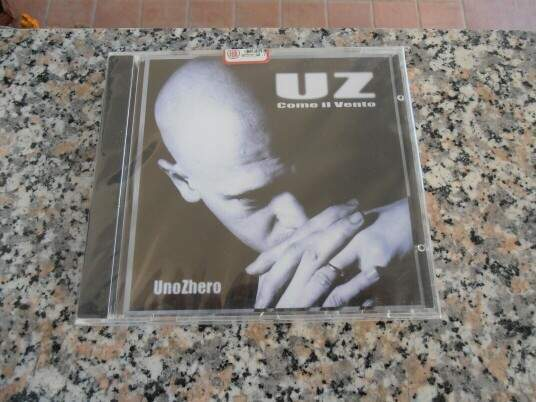 UnoZero - come il vento - 1999 - CD