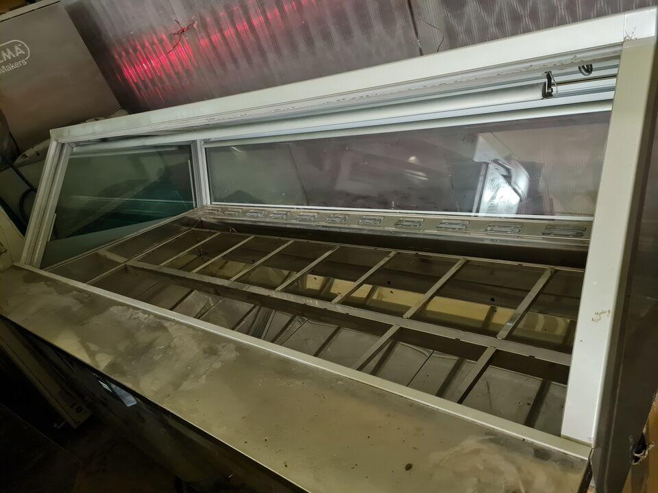 Banco gelateria e mantecatori e pastorizzatori 8