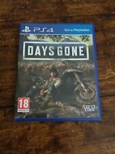 Days gone ps4 versione ufficiale italiana playstation 4