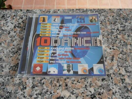 Hit 105 Dance Two - CD 1999