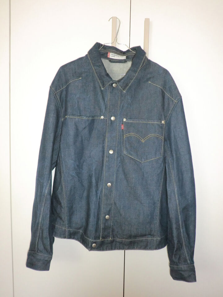 Giacca Levi's Engineered Jeans (Size Large)