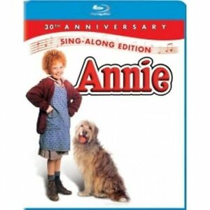 Annie (Blu-ray, 2012)  ** NEW & SEALED ** FAST FREE UK DISPATCH !