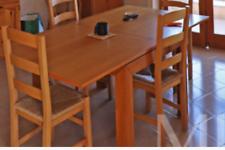 Tavolo quadrato allungabile 4/6 posti