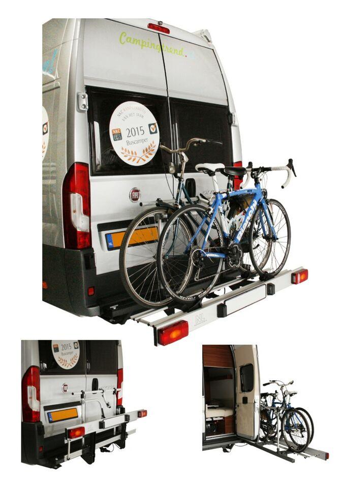 Porta biciclette da Camper van mod VAN STAR