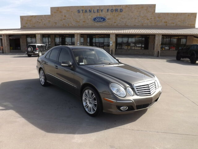 2008 mercedes benz e320 bluetec deisel sport one owner low for Mercedes benz e320 bluetec
