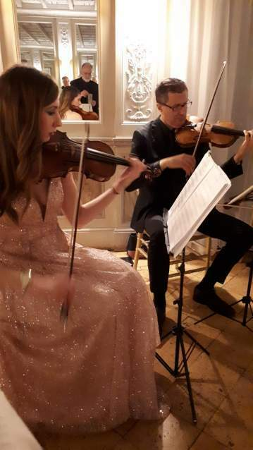 Quartetto per matrimoni frosinone 3