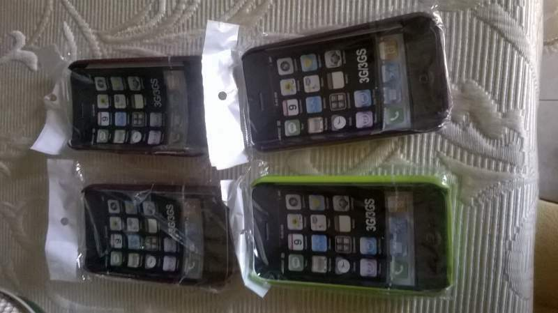 Cover iphone 3g & 3gs 5