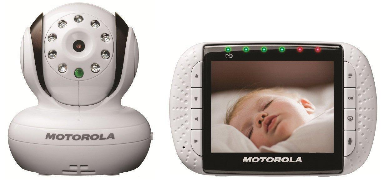how to buy a used motorola baby monitor ebay. Black Bedroom Furniture Sets. Home Design Ideas