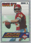 Acetate San Francisco 49ers Football Trading Cards