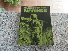 Guidebook for Marines