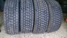 Kit di 4 gomme usate 285/70/19.5 Fulda