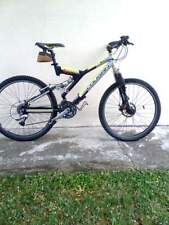 Lee Cougan mtb full suspended tg 17""