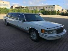 Limousine ford lincoln