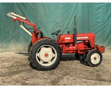Trattore mccormick international farmall 30 cavalli con gru