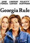 Georgia Rule (DVD, 2007, Full Frame)