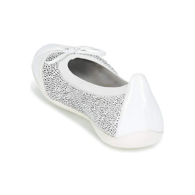 Ballerine Donna LPB Shoes CAPRICE Bianco 5