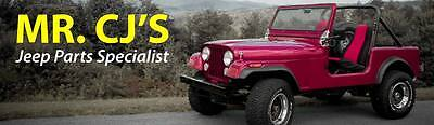 Mr CJ's Used Jeep Parts