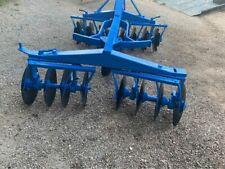 Erpice frangizolle a 17 dischi agricolo spedo 1,50 m