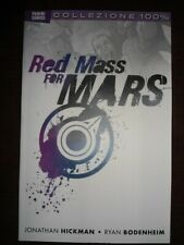 Fumetti volume red mass for mars