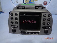 Lancia lybra autoradio cd