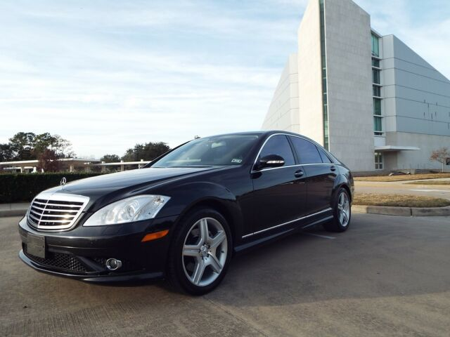 2008 mercedes benz s550 base amg sport package clean for Mercedes benz 2008 s550 for sale