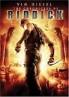 Chronicles of Riddick (DVD, 2004)