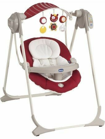The Polly Swing from Chicco is for newborn babies and babies up to 37 lbs. This swing includes an ergonomically shaped infant insert and low reclining ...  sc 1 st  eBay : reclining baby swing - islam-shia.org