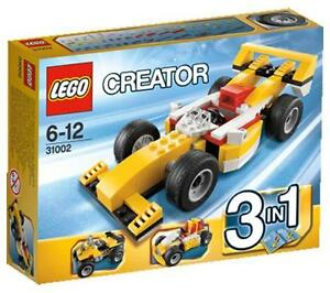 3-in-1-LEGO-31002-CREATOR-Super-Racers-Brand-New-Sealed-Box
