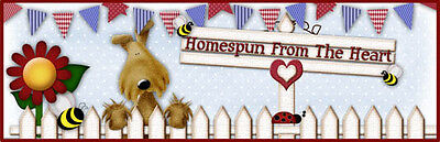 Homespun From The Heart