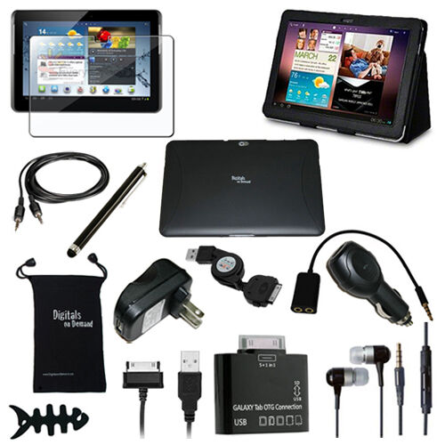 14-Item Accessory Bundle for the Samsung Galaxy Tablet