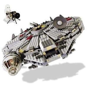 SEALED - LEGO Star Star Star Wars Millennium Falcon 2004 (4504) 36e9ae