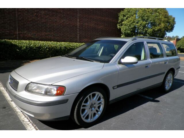 2001 volvo v70 southern owned leather seats keyless entry sips no reserve used volvo v70 for Volvo v70 leather interior for sale