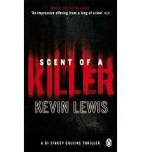 Kevin-Lewis-Scent-of-a-Killer-Book
