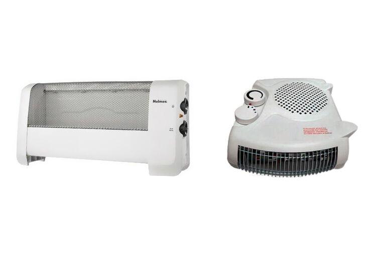 Fan Heaters vs. Convection Heaters