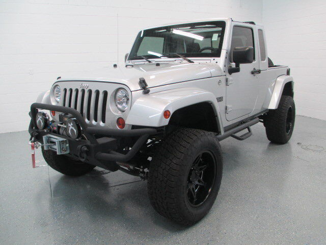 11 jk 8 silver jeep conversion unlimited lifted used jeep wrangler for sale in fayetteville. Black Bedroom Furniture Sets. Home Design Ideas