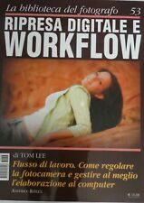 Ripresa digitale e Worklow