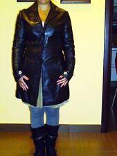Giacca vera pelle alta qualita' conbipel tg 42 - donna